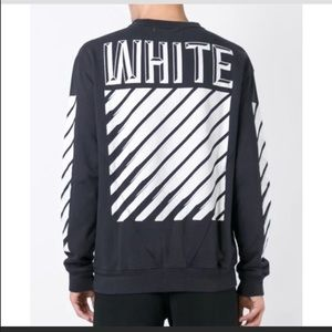 OFF-WHITE 3D Sweater